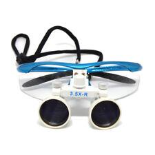 10 PCS Dental 3.5X Loupes Medical Surgical Binocular Optical Glass CV-292  CA