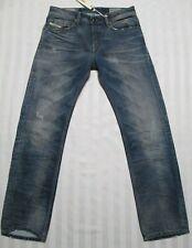 DIESEL Mens WAYKEE Denim Regular-Straight Jean Pant 00S118-0816J-01 Size 30x32