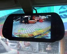 170° Car Front Rear View Camera 12V Mini Color CCD Reverse Backup Night Vision