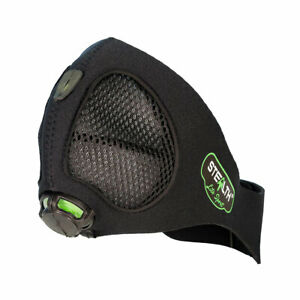 STEALTH LITE-SPORT Everyday Facemask   Urban Commuter Face Mask
