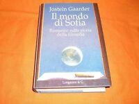 jostein gaarder il mondo di sofia romanzo sulla storia della filosofia longanesi