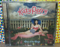 CD KATY PERRY - ONE OF THE BOYS - NUOVO NEW