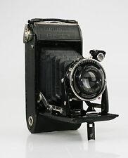 VOIGTLANDER Bessa Folding Film Camera w/ Voigtar f4.5/11cm Lens & Case (HZ100)