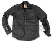 Surplus Raw Vintage Liso Camisa de Verano Chaqueta de Combate Vintage