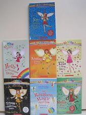 Rainbow Magic Books by Daisy Meadows, Lot of 7  Books