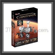 Discover the Secrets of Space Curious Rover DIY 3D Jigsaw Puzzles 166 pieces
