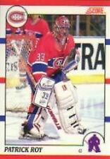 Autograph Patrick Roy Not Authenticated Hockey Trading Cards
