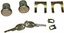 NEW 1973-1978 Chevy Nova Door Lock Cylinders With Keys