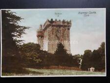 Ireland: Co. Cork BLARNEY CASTLE (The Stone) c1930 - Old RP Postcard