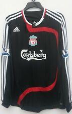 Liverpool FC 2007 2008 Official Premier League 3rd Shirt 18 Kuyt BNWT Large