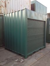 HIRE 2m long / 2.44m wide 2.6m High shipping container / Portable storage shed