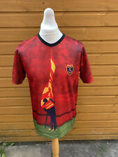 More details for galatasaray graeme souness flag football shirt size small