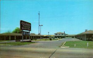 Gilhara Motor Hotel, Greenville, Mississippi