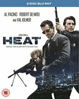 Heat Remastered [Blu-ray] [1995]
