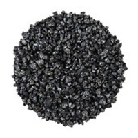Selbstreinigender Bodengrund Aquarium Kies Sand Soil Colomi anthrazit 6,5L 2-4mm