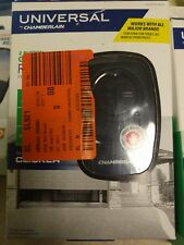 Chamberlain KLIK3U-BK2 Clicker Universal 2-Button Garage Opener