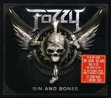 Sin and Bones 5051099818385 by Fozzy CD