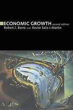 Economic Growth by Robert J. Barro, Xavier I Sala-i-Martin (Hardback, 2003)