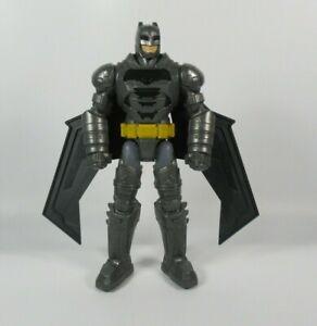 "BATMAN VS SUPERMAN 12"" Action Wings Light Up Talking action Figure"