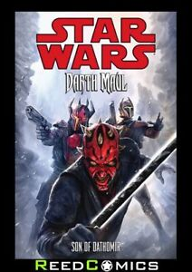 STAR WARS DARTH MAUL SON OF DATHOMIR GRAPHIC NOVEL Collects 4 Part Series + more
