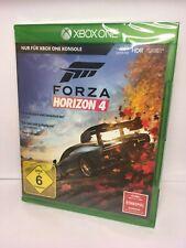 FORZA HORIZON 4 - XBOX ONE - NEU - 4K HDR - NEW / SEALED