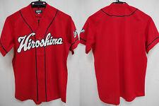 2009-2019 Hiroshima Toyo Carp Baseball Jersey Shirt Away Central League M NEW
