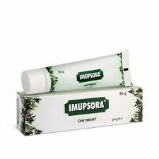 2 X Ayurveda Charak Herbal Imupsora Ointment 50 gm Free Shipping