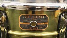"""Used! TAMA Artstar ES Snare Drum 14""""x6.5"""" Made in Japan"""