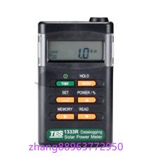 TES-1333 Solar Power Meter Digital Radiation Detector Solar Cell Energy Test Z87