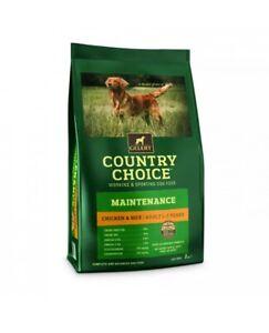 Gelert Country Choice Maintenance Chicken & Rice - 12kg - 170350