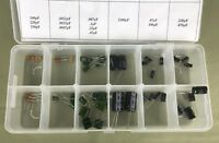 Capacitor Kit, 30 Capacitors Variety of Values, 32CAPKIT