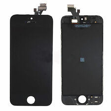 Replacement LCD Touch Screen Digitizer Glass Assembly Display for iPhone 5 Black