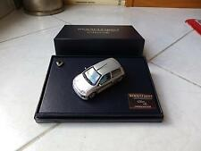 Renault Clio V6 Sport Owner edition coffret UH 1/43 miniature boite Renault rare