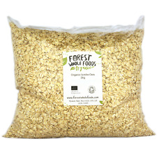 Organic Jumbo Porridge Oats 10kg