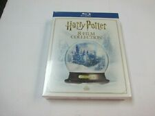 Harry Potter 8-Film Collection Blu-Ray Disc