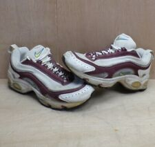 Nike Air Max Tailwind Vintage 90s Trainers 1998 Red White UK Size 7 EUR 41 Retro