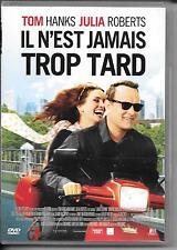 DVD ZONE 2--IL N'EST JAMAIS TROP TARD--HANKS/ROBERTS/