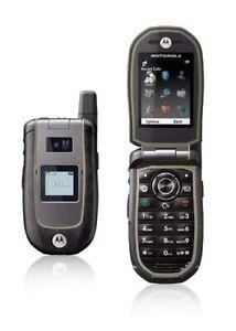Motorola Tundra VA76r -  Rugged Flip Phone T-Mobile Unlocked MUST READ