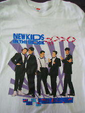 NEW KIDS ON THE BLOCK Official ©1989 Big Step Small T-shirt - UNWORN, UNWASHED