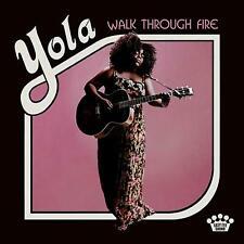 YOLA WALK THROUGH FIRE CD (Released February 22nd 2019)