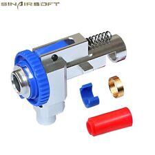 CNC 7075 Aviation Aluminum Hop Up Chamber Gen2 For M Series Airsoft AEG