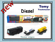 Tomy Thomas TrackMarster  - Diesel 【compatible with all tracks】   ***new in box