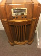 vintage*  PHILCO 39-6289 radio: Working  Great Sound AM Local Pick Up Free