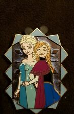 DSF DSSH Soda Fountain Frozen Anna & Elsa Artist Proof LE 400 Pin