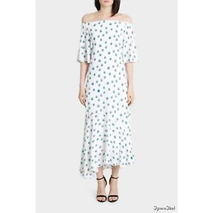 Lisa Ho Pebble Print Dress - Size 8 (Brand New with Tags Still On)