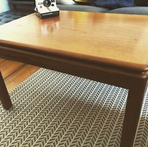 MCM Mid Century Modern G Plan Coffee Table Furniture/Interior/Retro/Vintage Teak