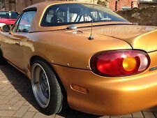 MX5 FIREFLY 'OVERS'- 5-25mm Over Fenders / Arches , Full Panel ! Mk2/Mk2.5!
