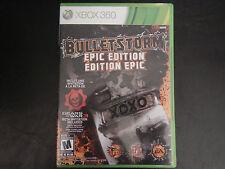 Bulletstorm -- Epic Edition (Microsoft Xbox 360, 2011)