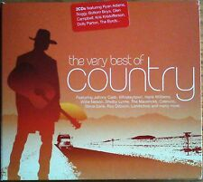 Various Artists - The Very Best Of Country (CD 2006) 2 Disc Compilation