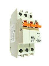 QZD38210 - CBI CIRCUIT BREAKER, 3 POLE, CURVE C, 10 AMP